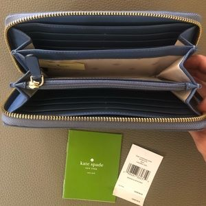 NEW Kate Spade Continental Wallet